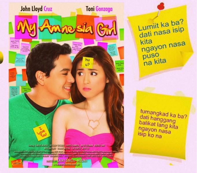 My Amnesia Girl Movie Cheesy Pick Up Lines