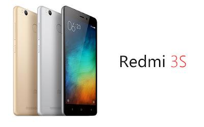 Điện thoại xiaomi redmi 3s