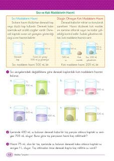 5. Sınıf Fen Bilimleri Ders Kitabı Cevapları Ada Sayfa 68