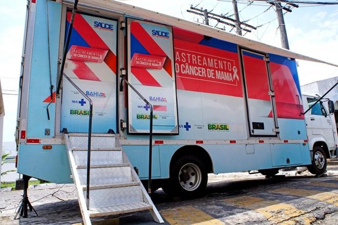 Programa Itinerante  Rastreamento do câncer de Mama chega a Capim Grosso, Piritiba e Miguel Calmon