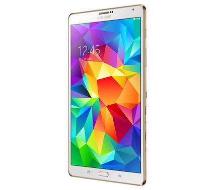 Spesifikasi dan Harga Samsung Galaxy tab S 8.4 SM-T705NT Terbaru