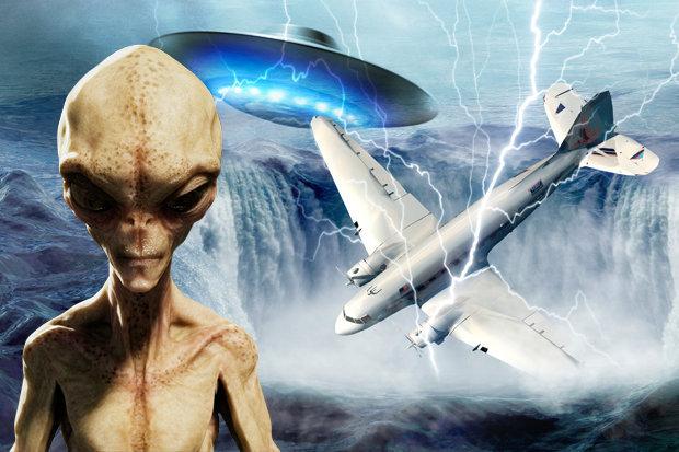 Bí ẩn về căn cứ địa của người ngoài hành tinh - Tam giác quỷ Bermuda