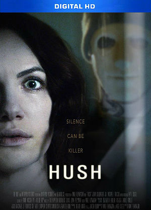 Capa do Filme Hush: A Morte Ouve