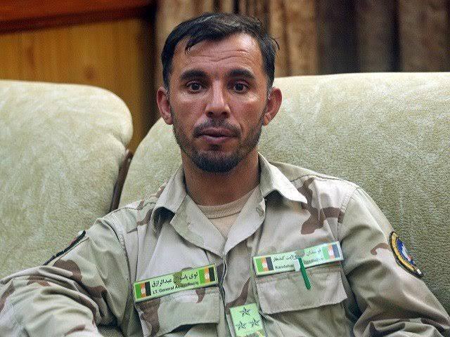 پاکستان کا بڑا دشمن افغان جنرل حملے میں ہلاک