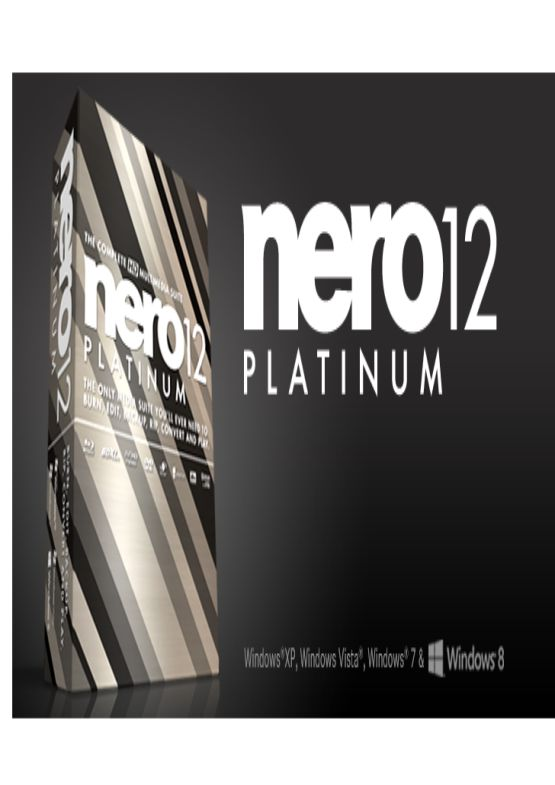 Download Nero 12 Platinum for PC free full version