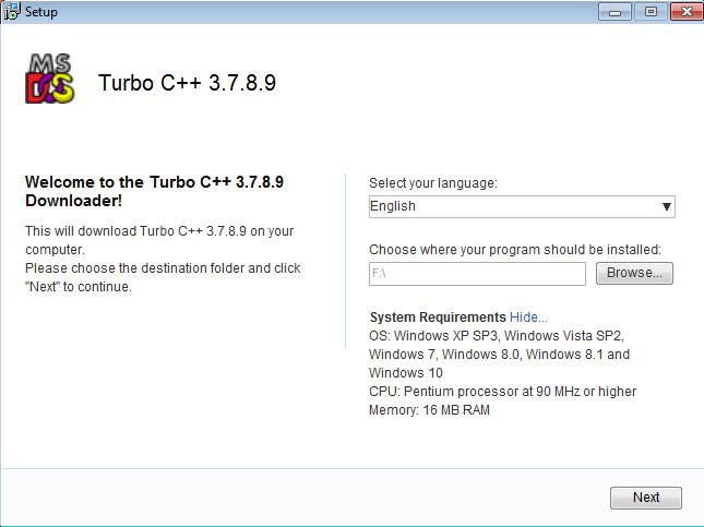 c or c plus plus kaise install kren 64 bit me