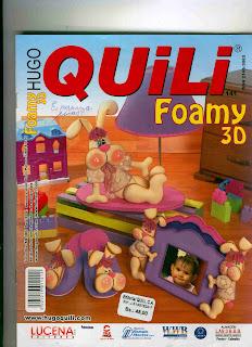Quili Nro. 141 Fomy 3D