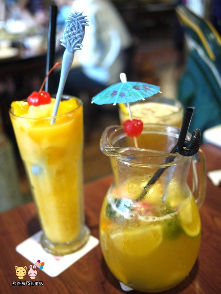 P1240340 - 台中懷舊餐廳│台灣香蕉新樂園濃郁的古早風情味