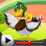 G4K Goose Bird Rescue 2 Game Walkthrough