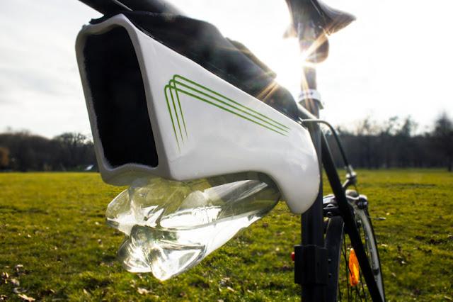Fontus, Botol yang Bisa Ubah Udara Menjadi Air
