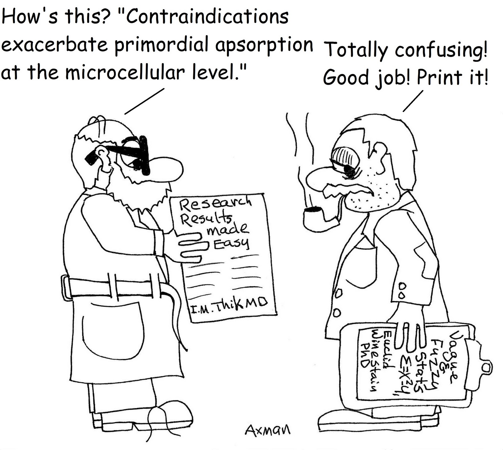 Cancer Clinical Trials: Clinical Trials in Cartoons