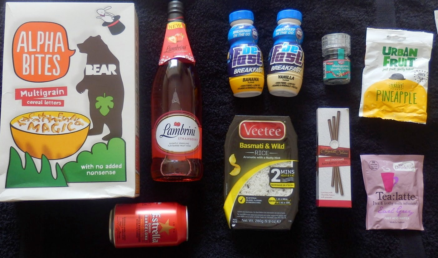 Degustabox  - June 2014