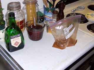 Bolices liquid ingredients
