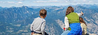 Traveling dengan anak