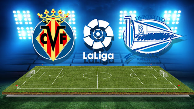 Villarreal vs Alaves Full Match & Highlights 10 February 2018