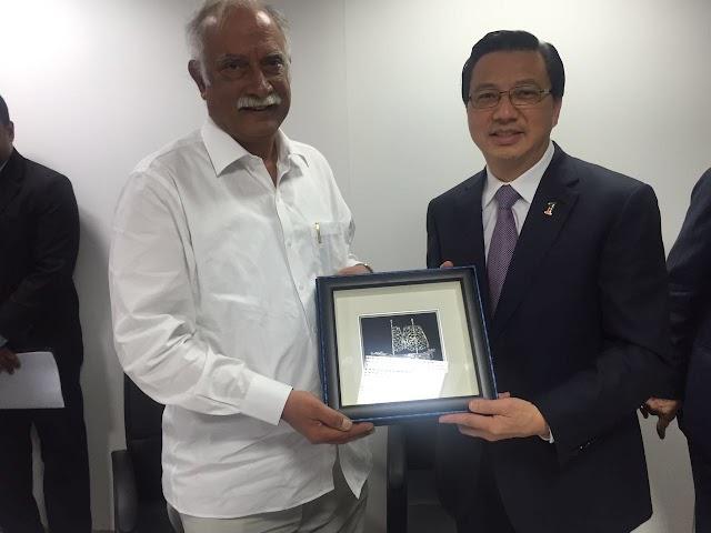 Malaysia Berhasrat Tambah Penerbangan ke India - Liow Tiong Lai.