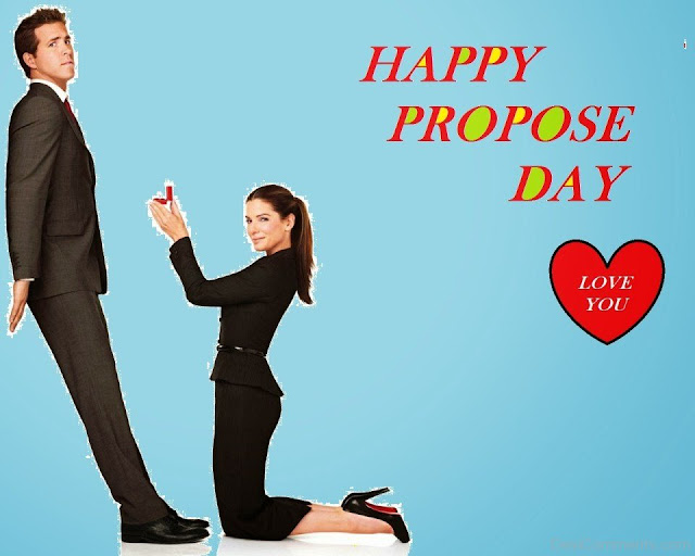 Happy Propose Day 2018 Latest Wallpapers