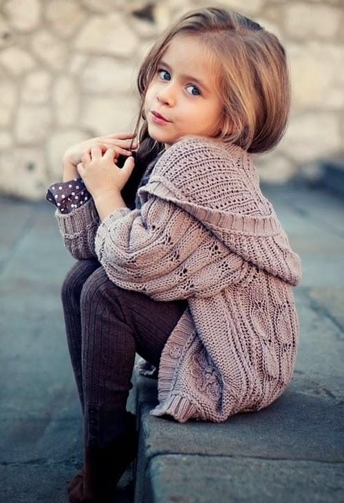 Download gambar anak berambut pirang gratis