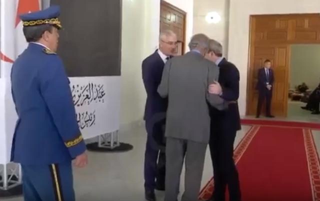شاهد حقيقة من يحكم الجزائر العميقة AMIR DZ