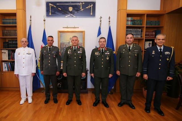Ποιοι Υπαξιωματικοί ΕΣ βραβεύτηκαν από τον Α/ΓΕΕΘΑ (ΦΩΤΟ)