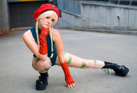 cammy white streetfighter cosplay