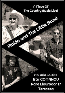 Maida and The Little Band