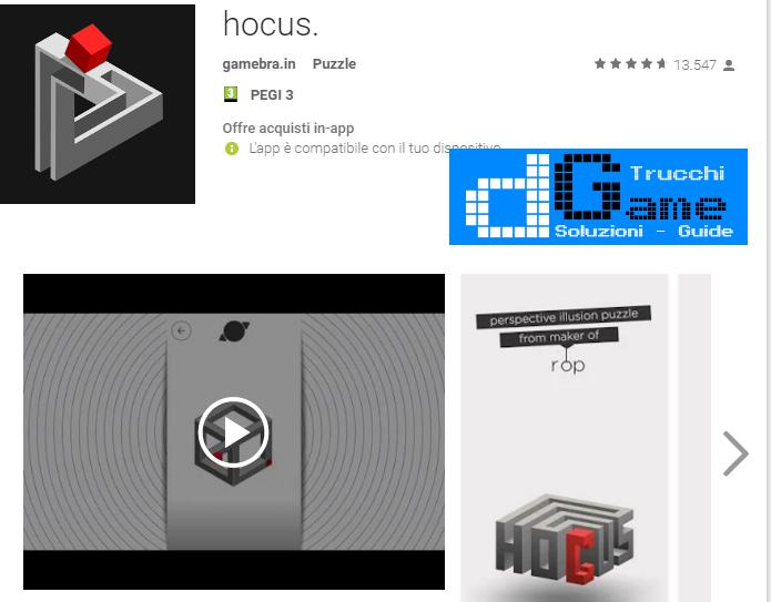 Trucchi Hocus Mod Apk Android v1.9.4