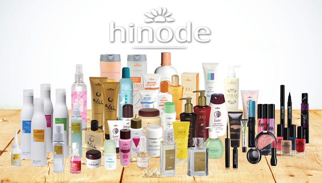 Linha de Produtos Hinode