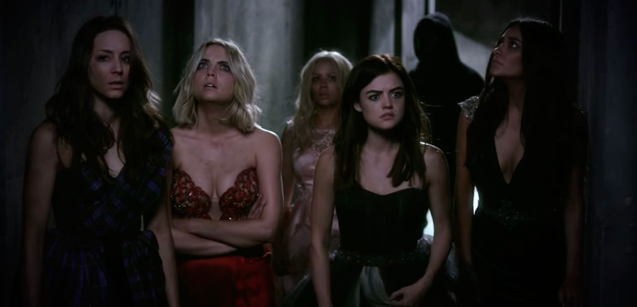 Pretty Little Liars 6x01 Game On, Charles