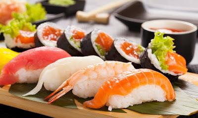Sushi-japanese-food