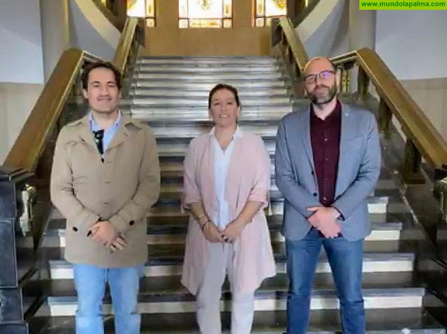 El Ayuntamiento de Fuencaliente y la ULL avanzan en el proyecto conjunto de investigación de los océanos