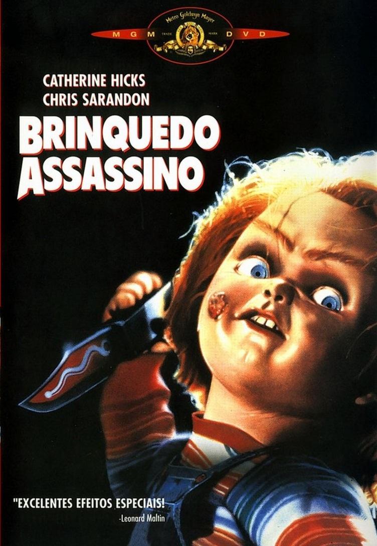 Brinquedo Assassino – Dublado (1988)