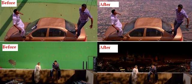 bol bachchan hindi vfx scenes