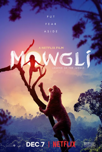 Mowgli: Legend of the Jungle (Web-DL 1080p Dual Latino / Ingles) (2018)