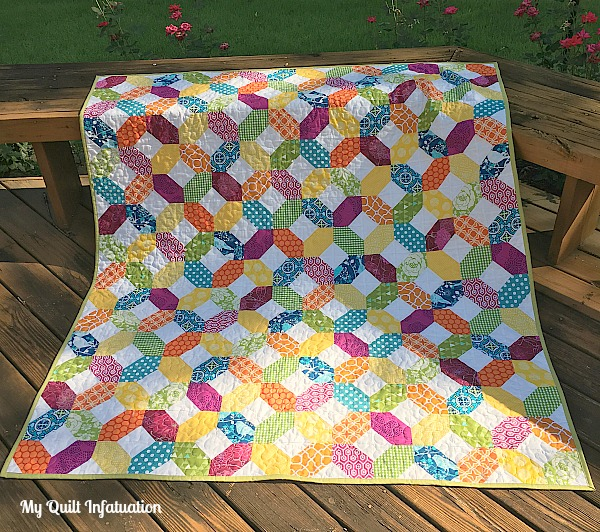 Lately, Iu0027ve Been On A Roll With Making Quilts Of My Own Design And Writing  Patterns, Which Is Great, But Itu0027s Nice To Have A Mental Break Once In  Awhile ...