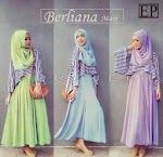 VL2106 Berliana Maxi + Pashmina SOLD OUT