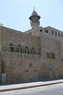 Mezquita de Al-Bahr en Jaffa