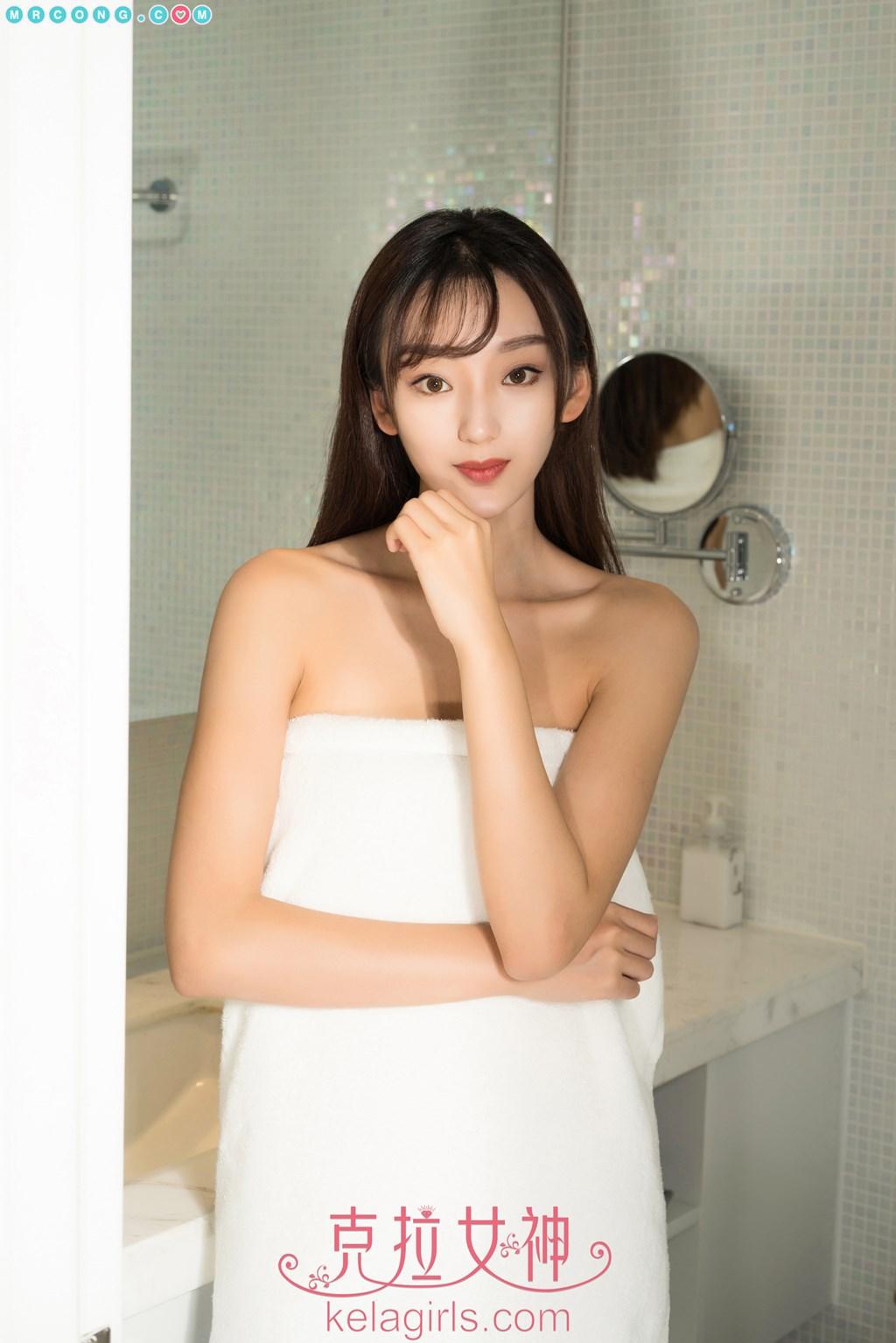 Image KelaGirls-2017-10-16-Shuang-Er-MrCong.com-003 in post KelaGirls 2017-10-16: Người mẫu Shuang Er (爽儿) (24 ảnh)