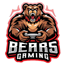 logo beruang gaming