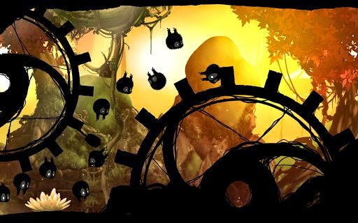 on the Play Store brings a novel grade pack called  BADLAND 1.7169 APK