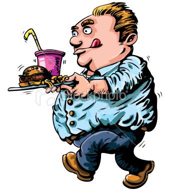 Saat Karakter Animasi Terkenal Menjadi Obesitas