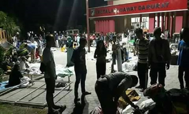 Cerita Mantan Tim Medis PSM Diantara Reruntuhan Gempa