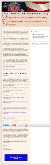 http://www.grnewsletters.com/archive/military_wallet/VA-ID-Cards-Being-Issued-Military-Retirement-Pay-COLA-573437503.html?e=&u=SHwS&s=KS3I0