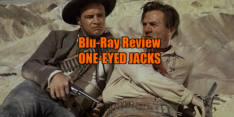 one-eyed jacks marlon brando review
