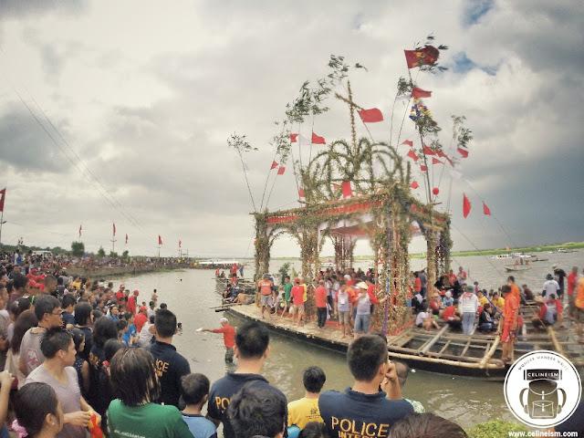 angono fluvial procession