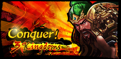 Conquer 3 Kingdoms (Android)