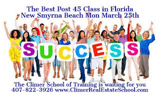 Post 45 Class New Smyrna Beach