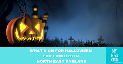 What's On For Halloween in North East England