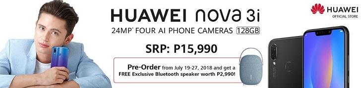 Huawei Nova 3i Lazada