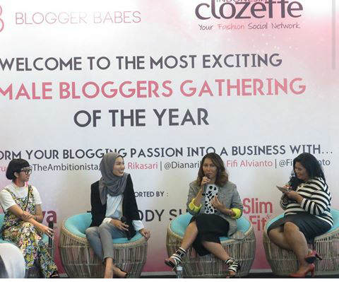 Blogger Babes Gathering